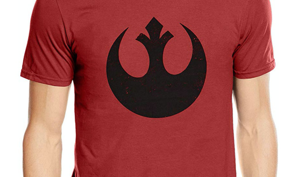 camiseta alianza rebelde Star Wars